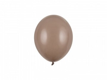 Balony Strong 12cm, Pastel Cappuccino (1 op. / 100 szt.)