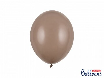 Balony Strong 27cm, Pastel Cappuccino (1 op. / 10 szt.)