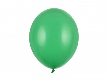 Balony Strong 30cm, Pastel Emerald Green (1 op. / 100 szt.)