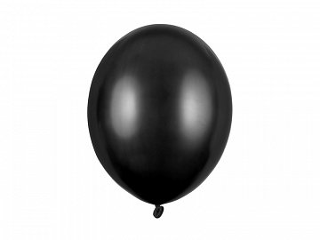 Balony Strong 30cm, Metallic Black (1 op. / 100 szt.)