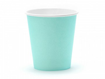 Aloha Cups, turquoise, 180 ml (1 pkt / 6 pc.)