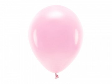 Eco Balloons 30cm pastel, light pink (1 pkt / 10 pc.)