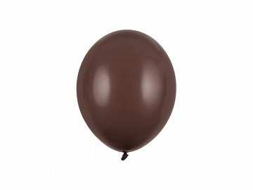 Balony Strong 23cm, Pastel Cocoa Brown (1 op. / 100 szt.)