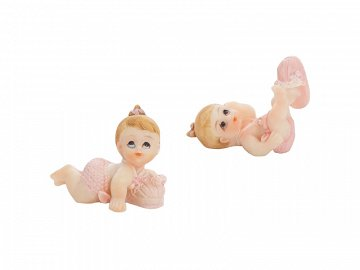 Figurines Girl (1 pkt / 12 pc.)