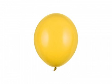 Balony Strong 23cm, Pastel Honey Yellow (1 op. / 100 szt.)