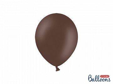 Balony Strong 23cm, Pastel Cocoa Brown (1 op. / 50 szt.)