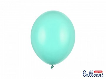 Strong Balloons 27cm, Pastel Light Mint (1 pkt / 10 pc.)