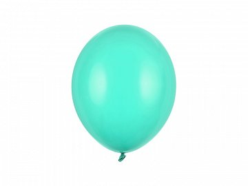 Balony Strong 27cm, Pastel Mint Green (1 op. / 100 szt.)