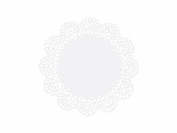 Place Cards Rosette, 10cm (1 pkt / 10 pc.)
