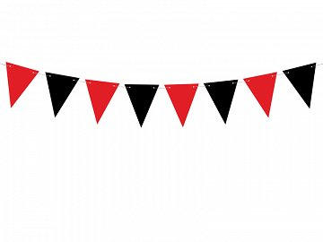 Bunting Pirates Party, mix, 1.3m