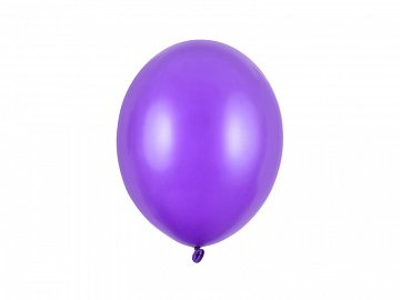 Balony Strong 27cm, Metallic Purple (1 op. / 100 szt.)