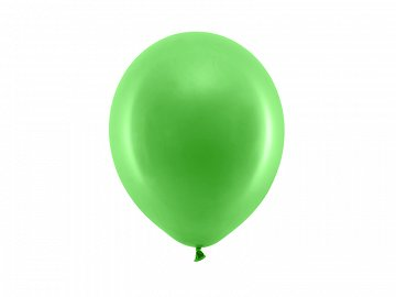 Rainbow Balloons 23cm pastel, green (1 pkt / 100 pc.)
