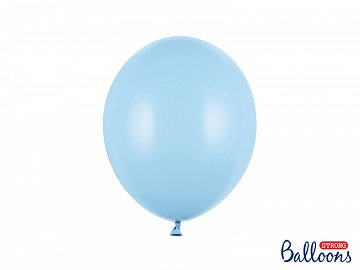 Strong Balloons 27cm, Pastel Baby Blue (1 pkt / 10 pc.)