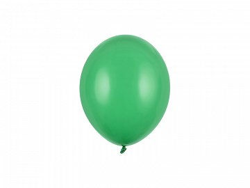 Strong Balloons 12cm, Pastel Emerald Green (1 pkt / 100 pc.)