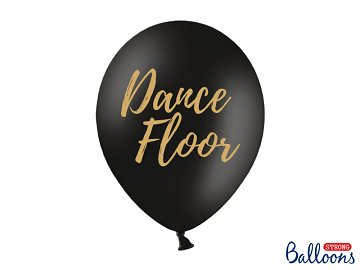 Balloons 30cm, Dance Floor (1 pkt / 50 pc.)