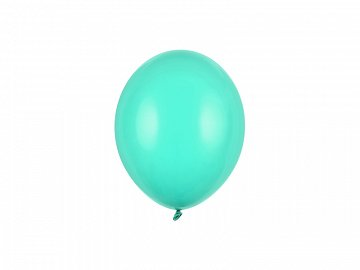 Strong Balloons 12cm, Pastel Mint Green (1 pkt / 100 pc.)