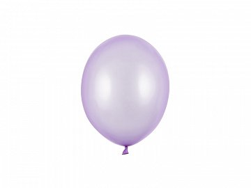 Strong Balloons 12cm, Metallic Wisteria (1 pkt / 100 pc.)