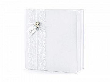Guest Book, 20.5 x 20.5cm, 22 pages