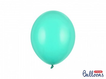 Balony Strong 27cm, Pastel Mint Green (1 op. / 10 szt.)