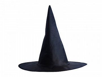 Witch's hat, black