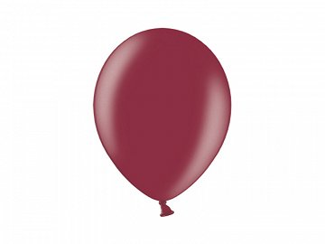 Celebration Balloons 29cm, maroon (1 pkt / 100 pc.)
