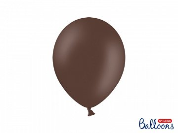Balony Strong 27cm, Pastel Cocoa Brown (1 op. / 20 szt.)