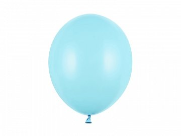 Balony Strong 30cm, Pastel Light Blue (1 op. / 100 szt.)