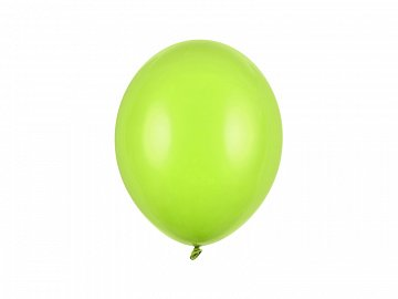 Balony Strong 27cm, Pastel Lime Green (1 op. / 100 szt.)
