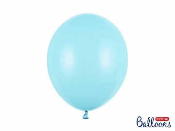 Balony Strong 30cm, Pastel Light Blue (1 op. / 10 szt.)