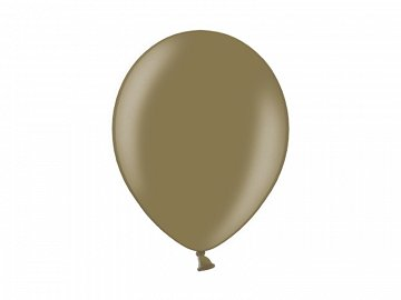 Balony 10'', Metallic Almond (1 op. / 100 szt.)