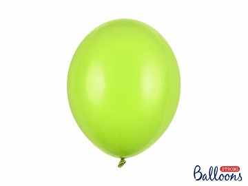 Strong Balloons 30cm, Pastel Lime Green (1 pkt / 10 pc.)