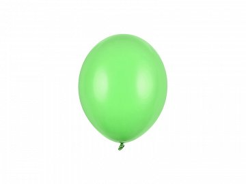 Balony Strong 12cm, Pastel Bright Green (1 op. / 100 szt.)