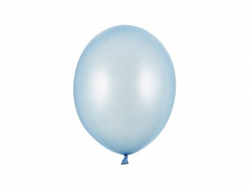 Balony Strong 27cm, Metallic Baby Blue (1 op. / 100 szt.)