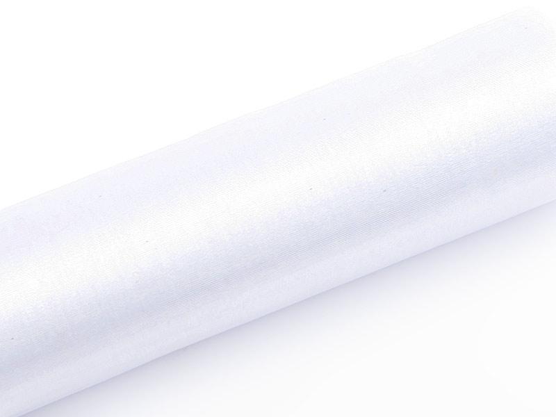 Organza biela 16cm