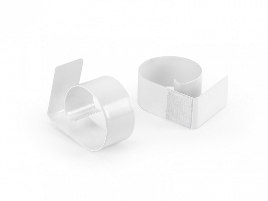 Table skirting clips, 15-25 mm (1 pkt / 10 pc.)