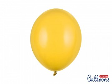 Balony Strong 30cm, Pastel Honey Yellow (1 op. / 10 szt.)