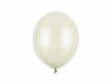 Balony Strong 27cm, Metallic Light Cream (1 op. / 100 szt.)