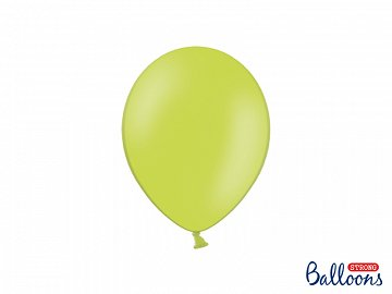 Balony Strong 23cm, Pastel Lime Green (1 op. / 50 szt.)