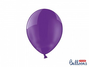 Strong Balloons 27cm, Crystal Violet (1 pkt / 100 pc.)