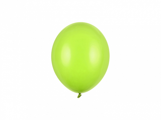 Balony Strong 12cm, Pastel Lime Green (1 op. / 100 szt.)