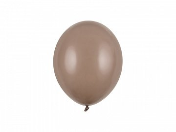 Balony Strong 23cm, Pastel Cappuccino (1 op. / 100 szt.)