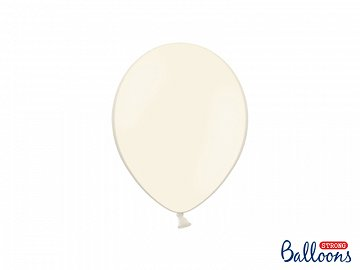 Balony Strong 23cm, Pastel Light Cream (1 op. / 50 szt.)