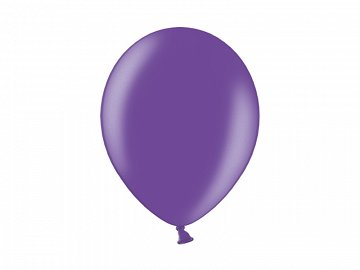 Balony 14'', Metallic Purple (1 op. / 100 szt.)