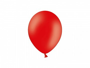Celebration Balloons 23cm, red (1 pkt / 100 pc.)