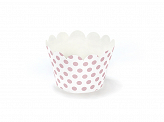 Cupcake wrappers Sweets, mix, 5 x 7.5 x 5cm (1 pkt / 6 pc.)