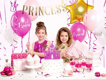 Party decorations set - Princess (1 ctn / 6 pkt)