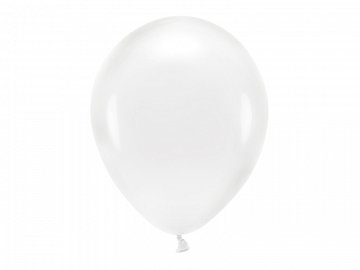 Eco Balloons 30cm, crystal clear (1 pkt / 10 pc.)
