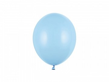 Balony Strong 23cm, Pastel Baby Blue (1 op. / 100 szt.)
