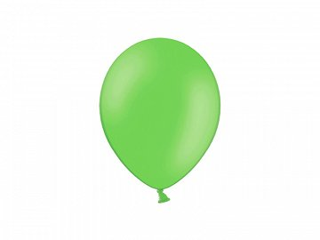Celebration Balloons 23cm, green apple (1 pkt / 100 pc.)