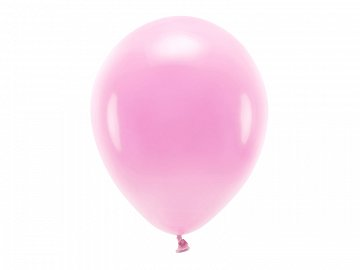 Eco Balloons 30cm pastel, pink (1 pkt / 100 pc.)